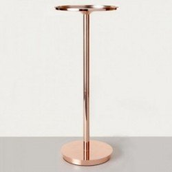 108cm Cosmos Plinth - Rose Gold (108cm tall, 20cm diameter)