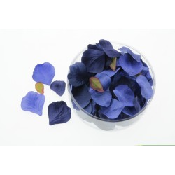 Rose Petals - Navy (164pcs per pk)