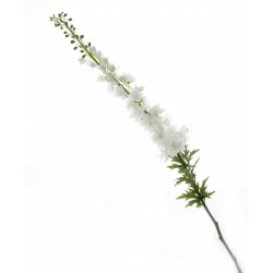 Large Delphinium - White (135cm long)