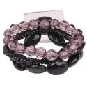 Potpourri Corsage Bracelet - Black