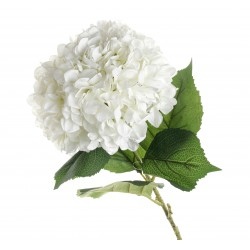 Large Hydrangea - White (30cm diameter, 106cm long)