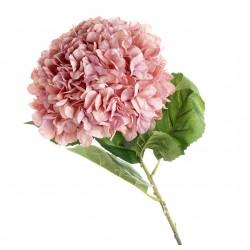 Large Hydrangea - Pink  (30cm diameter, 106cm long)