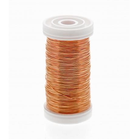 Metallic Wire - Copper (0.5mm x 100g)