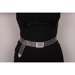 Roxie Belt - Silver