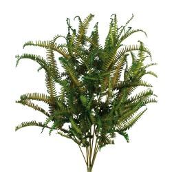 Preserved Single Fern - Green (45cm tall, 50g per pk)