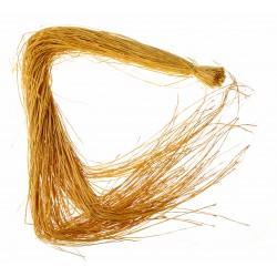 Raffia - Yellow (250g, 110-120cm long)