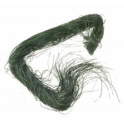 Raffia - Dark Green (250g, 110-120cm long)