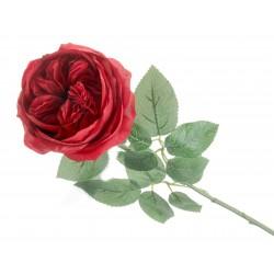 Garden Rose - Red (50cm long)