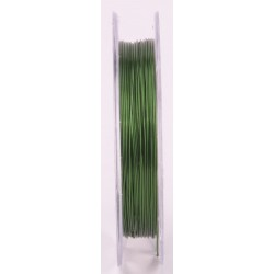 Skinny Wire-100 meters - Green