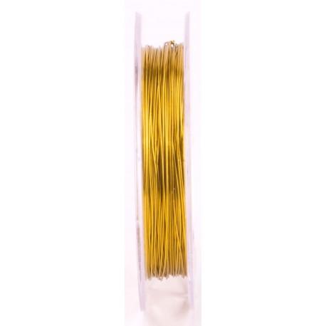 Skinny Wire-100 meters - Gold