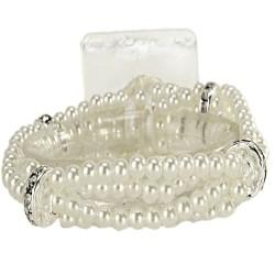 Lauren Corsage Bracelet - Cream