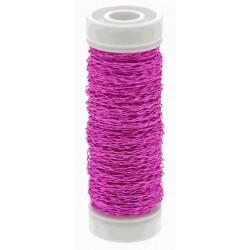 Bullion Wire - Hot Pink (0.3mm x 25g)