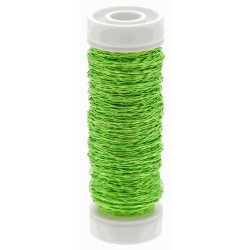 Bullion Wire - Lime Green (0.3mm x 25g)