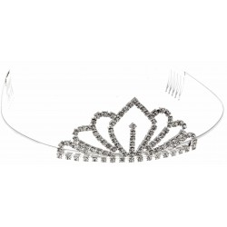 Belle of the Ball Tiara - Silver