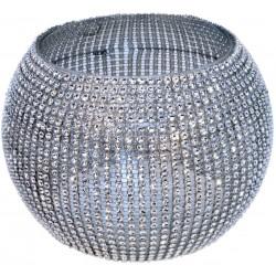 "Fish Bowl Embracer - Silver (Fits 8"" Fish Bowl)"