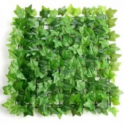 Ivy Foliage Tile - Green (60cm x 40cm)