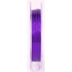 Skinny Wire-100 meters - Purple